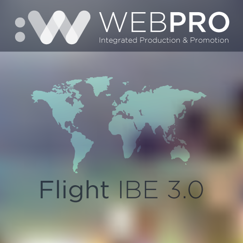 Webpro Flight IBE 3.0