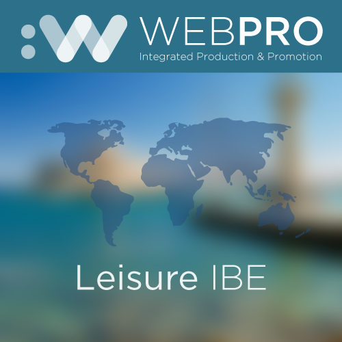 Webpro Leisure IBE